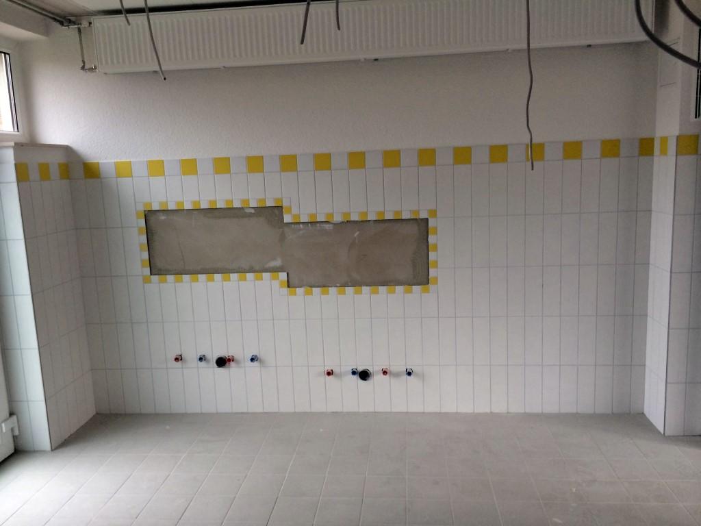 Kindergarten Waschraum